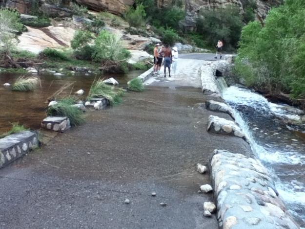 Alt pod semi inundat aproape de sfirsit.
